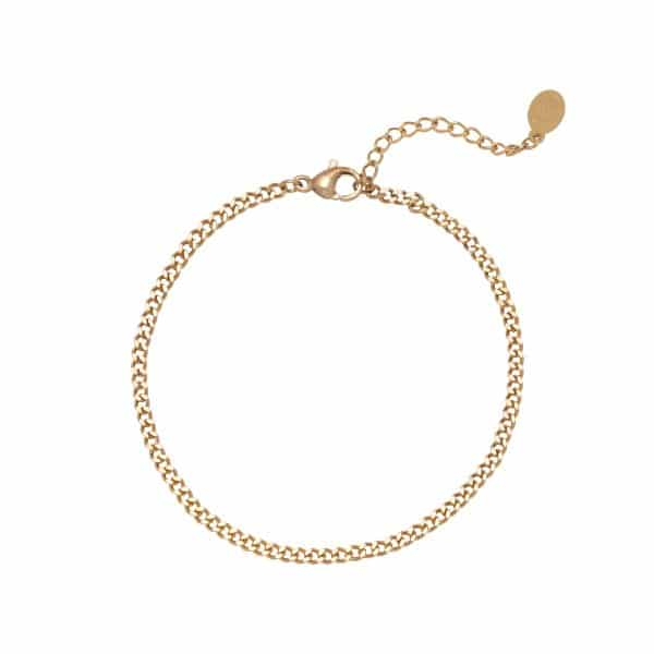 Armband Tiny Plain Chains