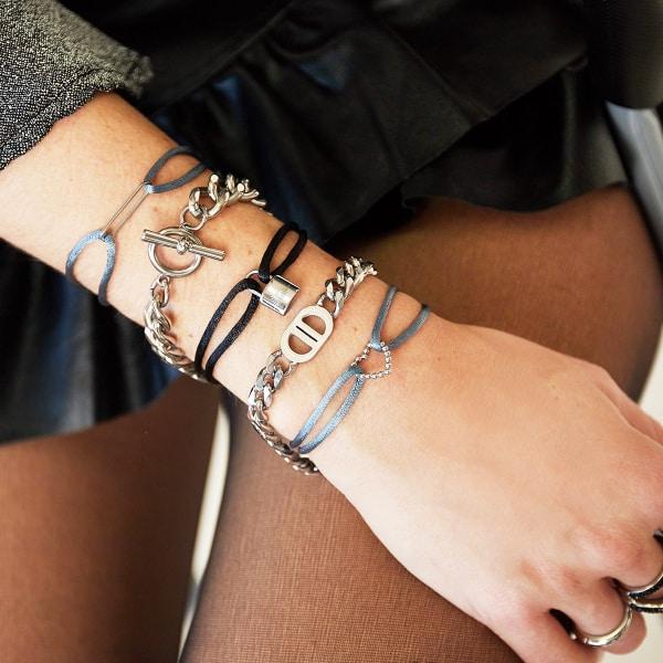 Armband satijn