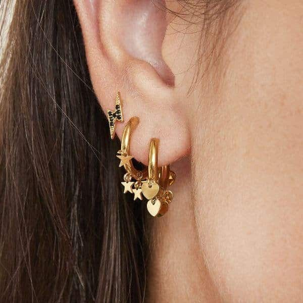 oorbellen combineren