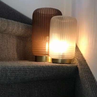 tafellamp LIPA bruin