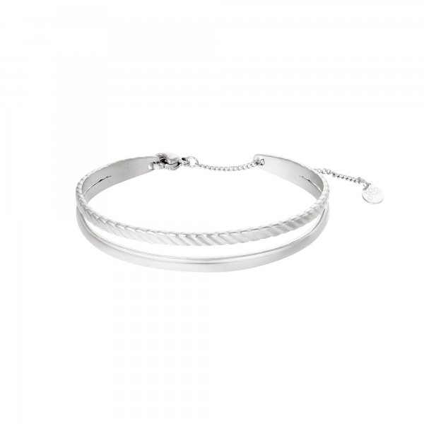 Armbad sophisticated silver